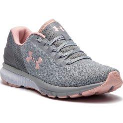 Buty UNDER ARMOUR - Ua W Charged Escape 2 3020365-106 Gry. Szare buty do biegania damskie marki Under Armour, z materiału. W wyprzedaży za 239,00 zł.