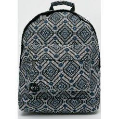Mi-Pac - Plecak. Szare plecaki damskie Mi-Pac, z materiału. Za 229,90 zł.