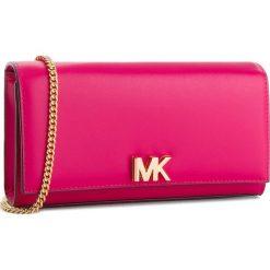 Torebka MICHAEL MICHAEL KORS - Mott 30S8GOXC7L  Ultra Pink. Czerwone torebki klasyczne damskie MICHAEL Michael Kors, ze skóry. Za 989,00 zł.