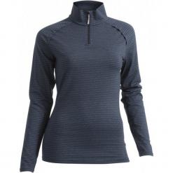 Swix Bluza Sportowa Atmosphere Black L. Czarne bluzy sportowe damskie Swix, l. W wyprzedaży za 319,00 zł.