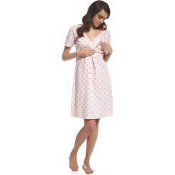 Bielizna ciążowa: Koszula nocna 693/116 Emy 2 Różowa r. XL