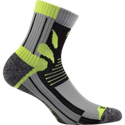 Bielizna męska: GATTA Skarpety męskie Run Socks GreyGreen r. 42-44 (G045N2999028W7G)