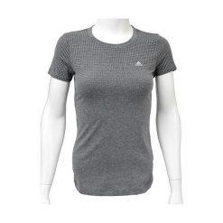Adidas Koszulka damska Aeroknit T-shirt szara r. S. Szare bluzki damskie Adidas, s. Za 69,98 zł.