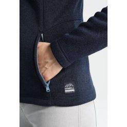 O'Neill PISTE FULL ZIP Kurtka z polaru ink blue. Niebieskie kurtki sportowe damskie marki O'Neill, xl, z materiału. W wyprzedaży za 224,25 zł.