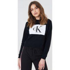 Odzież damska: Calvin Klein Bluza Hebe True Icon - Black