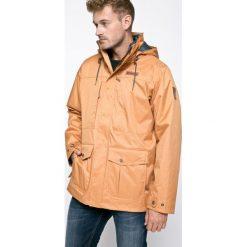 Columbia - Kurtka snowboardowa Horizons Pine Jacket. Zielone kurtki sportowe męskie Columbia, l, z materiału, snowboardowy. W wyprzedaży za 849,90 zł.