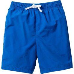 Odzież chłopięca: Szorty plażowe bonprix lazurowy