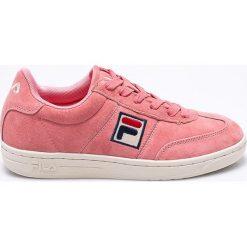 Fila - Buty Portland. Fioletowe buty sportowe damskie marki KALENJI, z gumy, do biegania. W wyprzedaży za 239,90 zł.