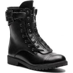 Kozaki VERSACE JEANS - E0YSBS21 70754 899. Czarne botki męskie Versace Jeans, z jeansu. Za 1539,00 zł.
