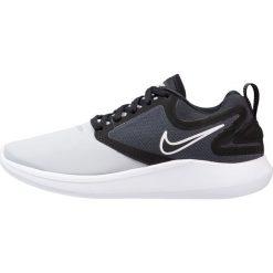 Nike Performance LUNARSOLO  Obuwie do biegania treningowe anthracite/infrared/white/black. Czarne buty do biegania damskie marki Nike Performance, z materiału. W wyprzedaży za 186,45 zł.