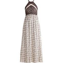 Długie sukienki: Benetton Długa sukienka brown