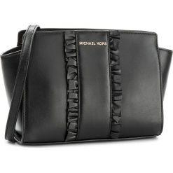 Torebka MICHAEL KORS - Selma 30H7GLMM2T  Black. Czarne torebki klasyczne damskie Michael Kors. W wyprzedaży za 839,00 zł.