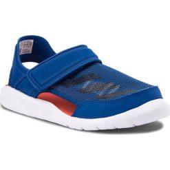Sandały adidas - FortaSwim C AC8253 Croyal/Conavy/Ftwwht. Niebieskie sandały chłopięce Adidas, z materiału. W wyprzedaży za 149,00 zł.