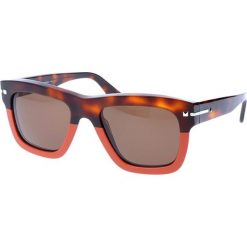 """Okulary przeciwsłoneczne """"V702S"""" w kolorze brązowym. Brązowe okulary przeciwsłoneczne damskie marki Triwa, z tworzywa sztucznego. W wyprzedaży za 319,95 zł."""