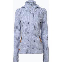 Bluzy damskie: Ragwear - Damska bluza rozpinana – Nicky, niebieski
