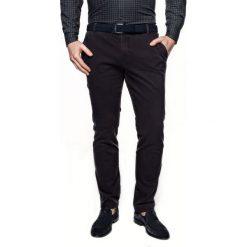 Spodnie wendal 214 grafit slim fit. Czarne rurki męskie Recman. Za 219,00 zł.