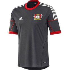 T-shirty męskie: T-shirt w kolorze czarno-czerwonym