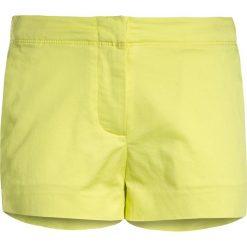 Spodenki dziewczęce: J.CREW FRANKIE STRETCH Szorty neon citron