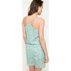 Kiss my dress - Sukienka. Różowe sukienki mini marki Kiss My Dress, na co dzień, l, z poliesteru, casualowe, rozkloszowane. W wyprzedaży za 89,90 zł.