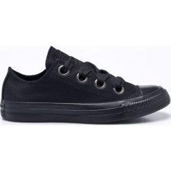 Converse - Tenisówki. Czarne tenisówki damskie marki Converse, z materiału. W wyprzedaży za 239,90 zł.