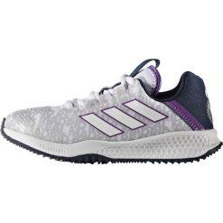 Buty dziecięce: Adidas  Buty dziecięce RapidaTurf REAL K białe r. 37 1/3 (BA9699)