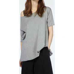 """T-shirty damskie: Koszulka """"Opiville"""" w kolorze szarym"""