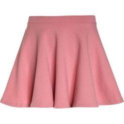 Polo Ralph Lauren CIRCULARBOTTOMS Spódnica mini rugby pink. Czerwone minispódniczki marki Polo Ralph Lauren, z bawełny. W wyprzedaży za 183,20 zł.