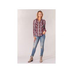Boyfriendy damskie: Jeansy straight leg Kaporal  DONA