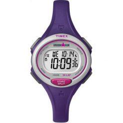 Zegarek Timex Damski IronMan TW5K90100 Triathlon 30 Lap fioletowy. Fioletowe zegarki damskie Timex. Za 179,50 zł.