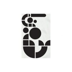 T-shirt Syrenka. Białe t-shirty męskie z nadrukiem Hellowawa, l, z bawełny. Za 74,90 zł.