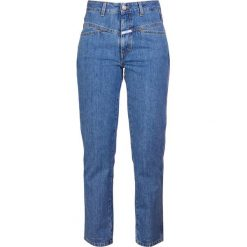 CLOSED PEDAL PUSHER Jeansy Relaxed Fit bright blue. Niebieskie jeansy damskie relaxed fit CLOSED. Za 579,00 zł.