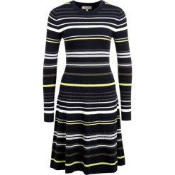 Sukienki: Hobbs JAYNE STRIPE DRESS Sukienka dzianinowa navy multi