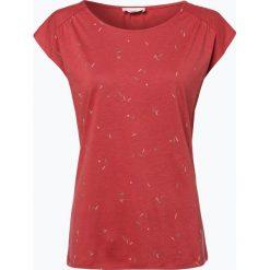 ARMEDANGELS - T-shirt damski – Lili, czerwony. Czerwone t-shirty damskie ARMEDANGELS, s, z nadrukiem. Za 179,95 zł.