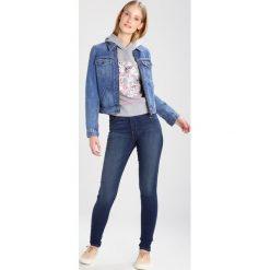 Bluzy rozpinane damskie: Cheap Monday ATTRACT CROWDED SKULL Bluza z kapturem grey melange