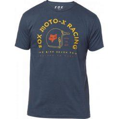 FOX T-Shirt Męski Fifty Premium L Ciemnoniebieski. Szare t-shirty męskie marki FOX, z bawełny. Za 117,00 zł.