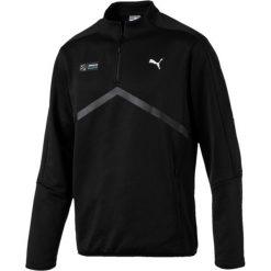 Bejsbolówki męskie: Bluza z golfem z krótkim suwakiem, Mercedes