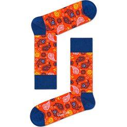 Skarpety Happy Socks x Wiz Khalifa (WIZ01-4000). Szare skarpetki męskie Happy Socks, z bawełny. Za 47,99 zł.