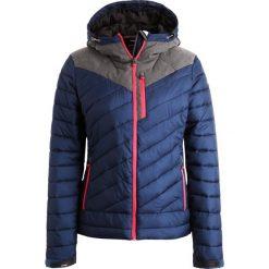 Icepeak LAYAN Kurtka zimowa blue. Niebieskie kurtki damskie softshell Icepeak, na zimę, z materiału. W wyprzedaży za 384,30 zł.
