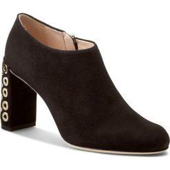 Botki FURLA - Lara 838801 S Y893 SBO Onyx. Czarne buty zimowe damskie Furla, ze skóry. W wyprzedaży za 849,00 zł.