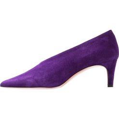 Czółenka: Oxitaly SONIA Czółenka purple