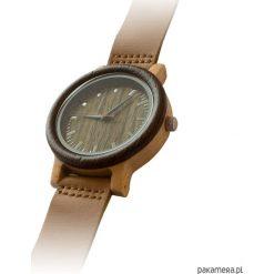 Zegarek drewniany - seria FLORO - ARBOR - ARBOR. Brązowe zegarki męskie Pakamera. Za 249,00 zł.