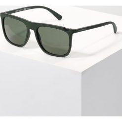 Okulary przeciwsłoneczne męskie aviatory: Emporio Armani Okulary przeciwsłoneczne green/polar green