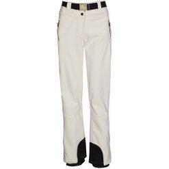 Spodnie damskie: KILLTEC Spodnie Damskie Briska Biały r. 38 (28950)