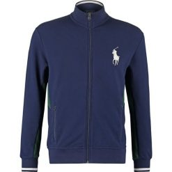Polo Ralph Lauren Bluza rozpinana french navy multi. Niebieskie kardigany męskie Polo Ralph Lauren, m, z bawełny, polo. W wyprzedaży za 419,40 zł.