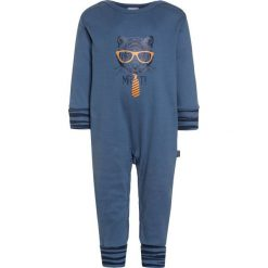 Schiesser BABY ANZUG  Piżama blau. Niebieskie bielizna chłopięca Schiesser, z bawełny. Za 129,00 zł.