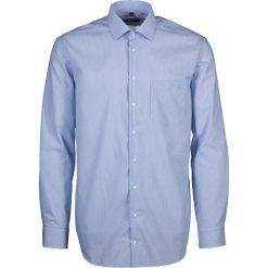 Koszule męskie na spinki: Koszula – Comfort fit – w kolorze niebiesko-białym