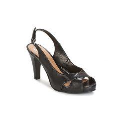 Sandały Betty London  LIMONADE. Czarne sandały damskie marki Betty London. Za 349,00 zł.