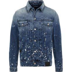 DRYKORN SLYTON Kurtka jeansowa blue. Niebieskie kurtki męskie jeansowe marki Reserved, l. Za 959,00 zł.