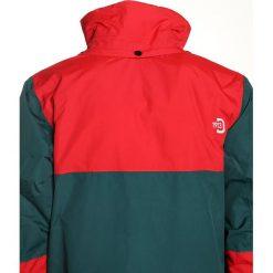 Didriksons THEO  Kurtka hardshell dark aqua green. Niebieskie kurtki chłopięce sportowe marki bonprix, z kapturem. W wyprzedaży za 382,85 zł.