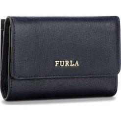 Mały Portfel Damski FURLA - Babylon 922575 P PR76 B30 Blu d. Niebieskie portfele damskie Furla, ze skóry. W wyprzedaży za 379,00 zł.